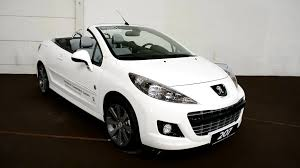 peugeot 208 cabriolet for sale nuevos new peugeot 207 cc cabriolet cabrio youtube