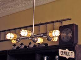 Industrial Looking Lighting Fixtures An Industrialized Work Of Barnlightelectric