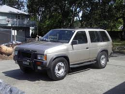 pathfinder nissan 1992 nissan pathfinder information and photos momentcar