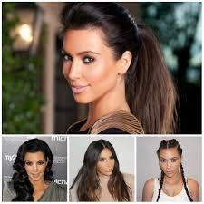 kim kardashian u0027s best long hairstyles u2013 new hairstyles 2017 for
