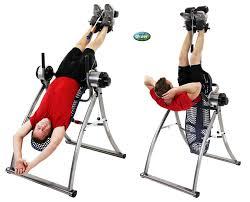 tilt table for back pain teeter contour power ltd inversion table