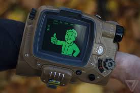 iwatch theme for iphone 6 you can now turn your apple watch into a fallout pip boy the verge