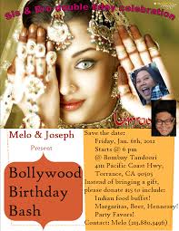 melo u0027s bollywood birthday bash 2012 just another wordpress com site