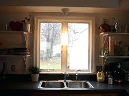 Kitchen Sink Light Fixtures Corner Kitchen Sink Cabinet Storage Base Small Lighting Recessed