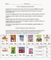 the book bug fantasy and science fiction genres