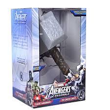 Avengers Wall Lights Creative Avengers Alliance Thor Hammer 3d Led Wall Lamps For