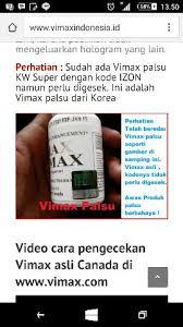 agen vimax asli di pekanbaru jl a yani no 22 antar gratis antar