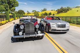 silver rolls royce 2016 rolls royce dawn vs 1953 rolls royce silver dawn drophead