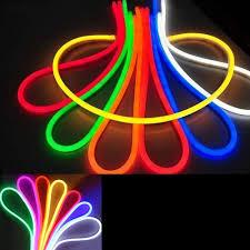 24 inch flexible led neon lights strip lights torchstar