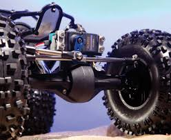 hsp nitro monster truck how to servo talk