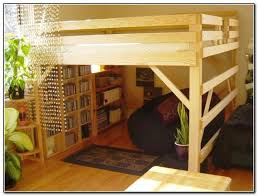 Free Plans For Queen Loft Bed by Best 25 Loft Bed Ideas On Pinterest Build A Loft Bed