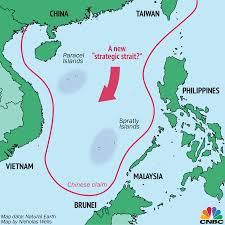 How Did The Treaty Change The World Map by South China Sea U0027breathtaking U0027 Ruling Against China To Have