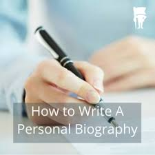 10 tips on how to write a personal biography brandyourself com