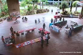 Sbcc Campus Map Uh Hilo Students Explore Their Options At Graduate And