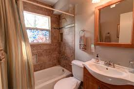 1940s bathroom design staged cozy 1940 u0027s st pete bungalow cardinal designs and