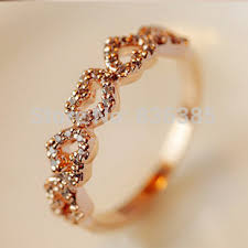 girls rings beautiful images 2014 latest style 5 love lucky peach rings beautiful girls ring jpg