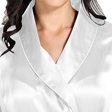 femme de chambre wiki lilysilk robe de chambre en soie femme 100 soie 22 momme poignets