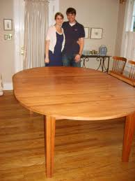Pine Changing Table by Custom Heart Pine Extension Table By Norm U0027s Custom Woodworking