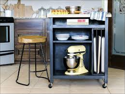 kitchen kitchen island bar ideas narrow kitchen cart metal