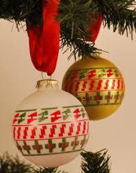 ornaments from the ah tah thi ki museum store