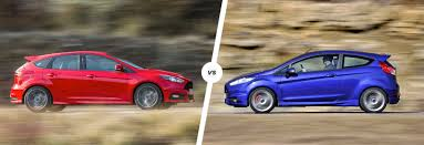 When Did The Ford Fiesta Come Out Ford Fiesta St Vs Focus St Which Is Best Carwow