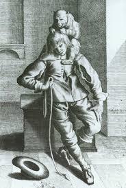 libalt a cavalier with a monkey u2014 lawrence steigrad fine arts