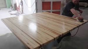 furniture enchanting table material ideas with butcher block solid wood butcher block butcher block table tops wooden butcher block table