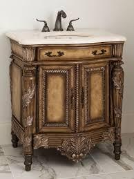 Antique Looking Bathroom Vanity Antique Bathroom Vanities For Homes