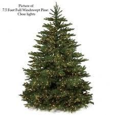 scotch pine artificial tree less stuff better stuff
