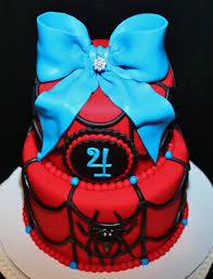 girly spiderman cake cakecentral com