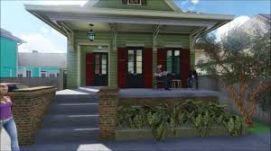 New Orleans Shotgun House Plans by New Orleans Shotgun House Youtube
