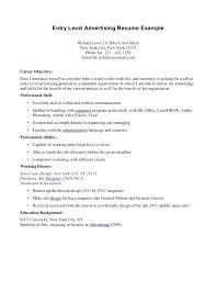 sample resume career objective elegant blue sample resume career