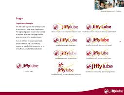 the jiffy lube brand standards guide by brand books issuu