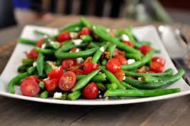 fresh green bean salad with balsamic dressing mel u0027s kitchen cafe