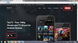 install apk android how to install teatv on android tv box free hd
