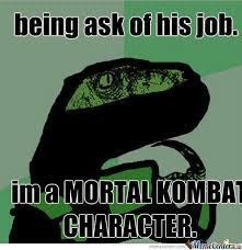 mortal kombat lvl reptile by mutschenqu meme center