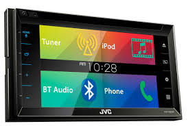 Kw V320bt Multimedia Receivers Jvc New Zealand Products
