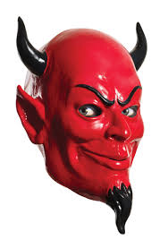 scream halloween mask scream queens overhead devil mask