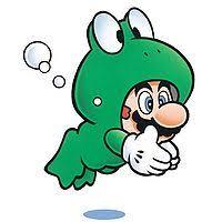 frog mario super mario wiki mario encyclopedia