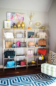 Home Office Organizers The Sweetest Thing Home Office Closet For Fashion Blogger Those