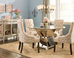 Brookline Tufted Dining Chair Dining Chair Exquisite Dove Gray Tufted Lydia Dining Chairs Set