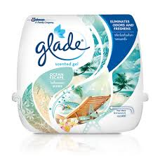 ocean escape glade scented gel glade