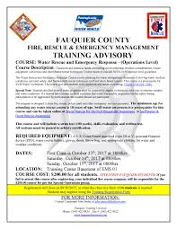 Colorado Wildfire Training Academy by Fauquier County Fire U0026 Rescue Fauquier Fire Training