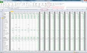 Spreadsheet Components Excel Is My Friend U2013 A Peek At My Spreadsheet Mixing Maroons