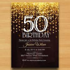surprise 50th birthday party invitations christmanista com