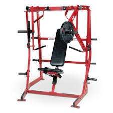 Hammer Strength Decline Bench Used Hammer Strength Iso Decline Chest Press