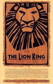lion king musical disney wiki fandom powered wikia