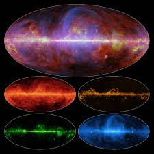 Galaxy Map Best Map Ever Of The Universe Nasa