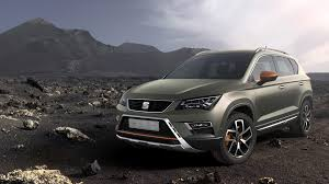 seat ateca x perience concept focuses on enhanced off road capability