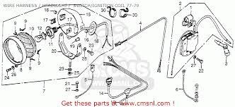 honda mt125 wiring diagram honda free wiring diagrams